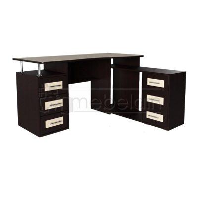 стол для компьютера Мебелайн 60