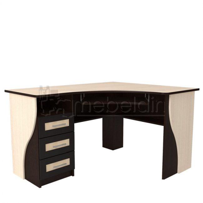 стол для компьютера Мебелайн 61
