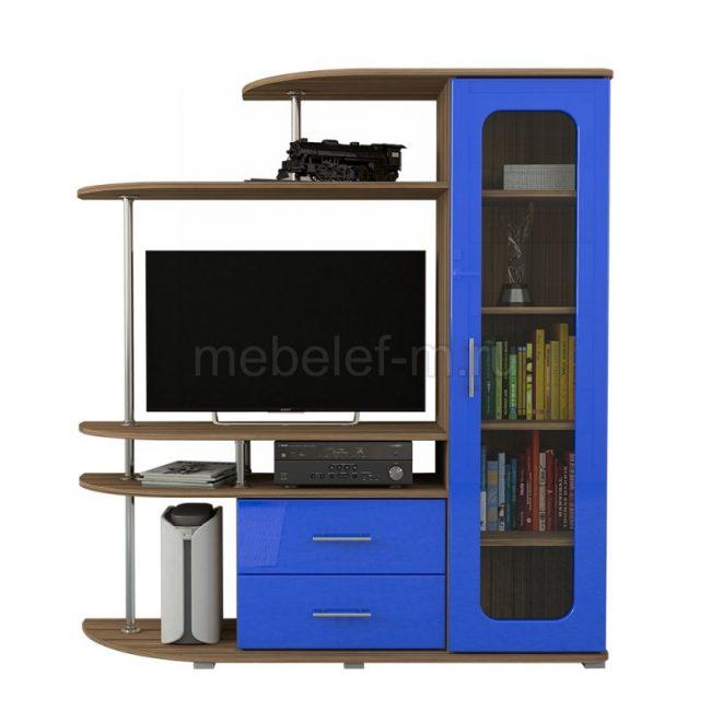 тумба под телевизор Мебелеф 8