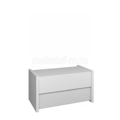 Белый комод Мебелеф 62