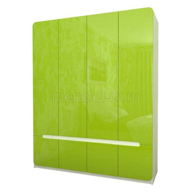Распашной шкаф Мебелеф 14