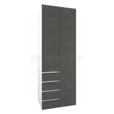 Распашной шкаф Мебелеф 24