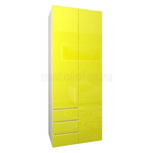 Распашной шкаф Мебелеф 25