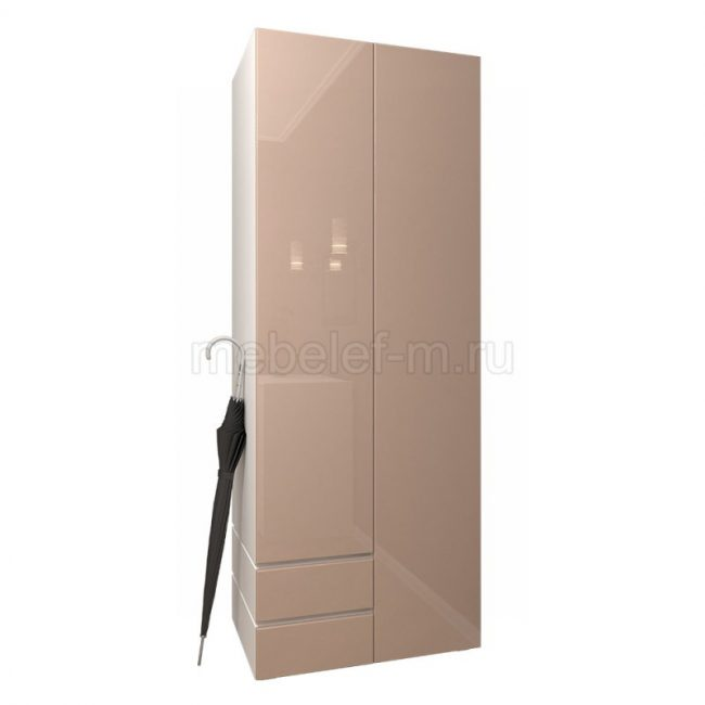Распашной шкаф Мебелеф 26
