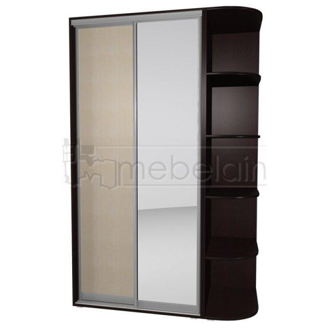 Шкаф купе Мебелайн 10