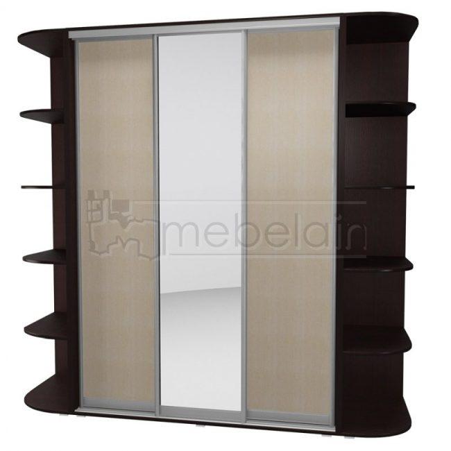 Шкаф купе Мебелайн 13