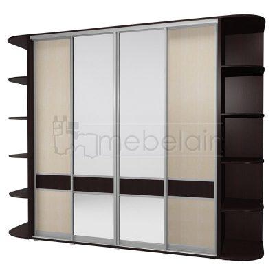 Шкаф купе Мебелайн 15