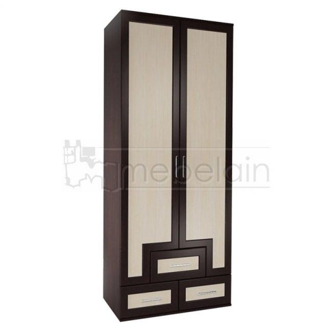 Шкаф распашной Мебелайн 1