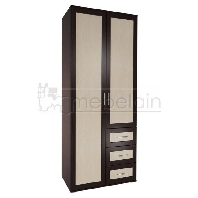 Шкаф распашной Мебелайн 10