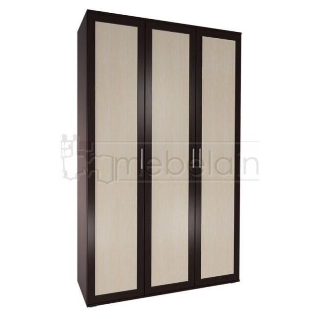 Шкаф распашной Мебелайн 12