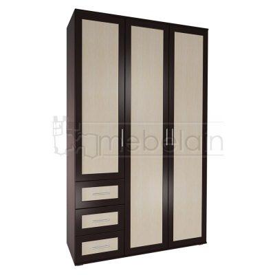 Шкаф распашной Мебелайн 14