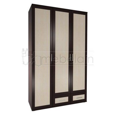 Шкаф распашной Мебелайн 17