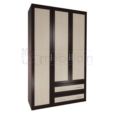 Шкаф распашной Мебелайн 18