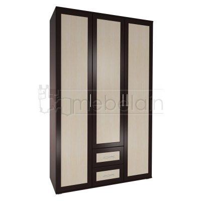 Шкаф распашной Мебелайн 19