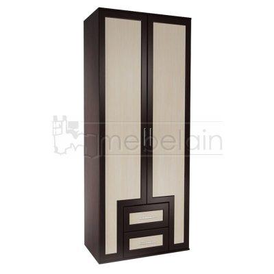 Шкаф распашной Мебелайн 2