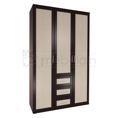 Шкаф распашной Мебелайн 20