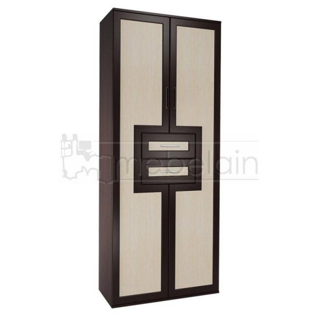 Шкаф распашной Мебелайн 3