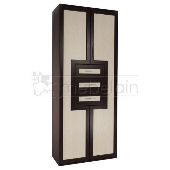 Шкаф распашной Мебелайн 4