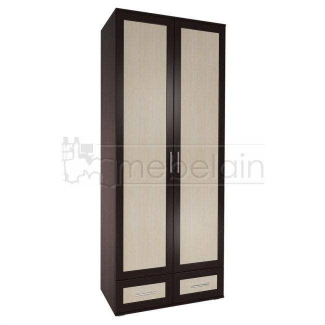 Шкаф распашной Мебелайн 7