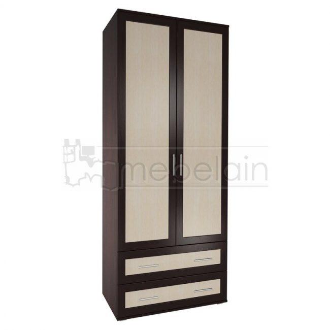 Шкаф распашной Мебелайн 8