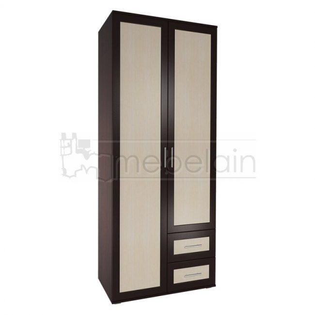 Шкаф распашной Мебелайн 9