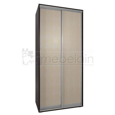 Шкаф купе Мебелайн 1 без зеркала