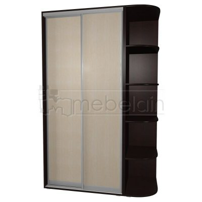 Шкаф купе Мебелайн 10 без зеркала