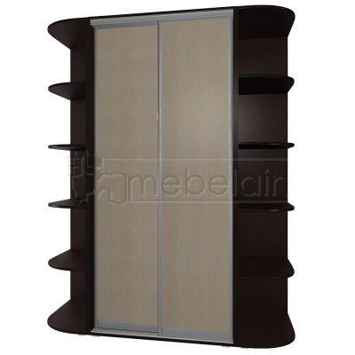 Шкаф купе Мебелайн 11 без зеркала