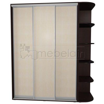 Шкаф купе Мебелайн 12 без зеркала