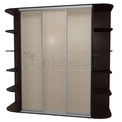 Шкаф купе Мебелайн 13 без зеркала