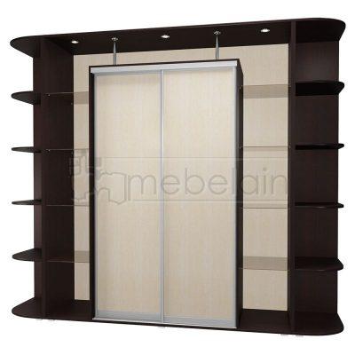 Шкаф купе Мебелайн 19 без зеркала