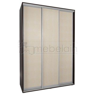 Шкаф купе Мебелайн 2 без зеркала