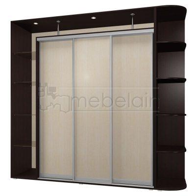 Шкаф купе Мебелайн 22 без зеркала