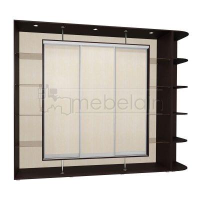 Шкаф купе Мебелайн 26 без зеркала